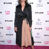 Aly Michalka 2018 NYLON It Girl Party 2