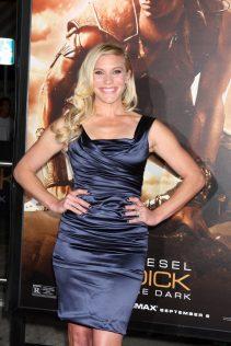 Katee Sackhoff Riddick Premiere 25