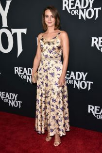 Leighton Meester Ready Or Not Screening 2