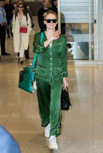 Sophie Turner Incheon International Airport 4