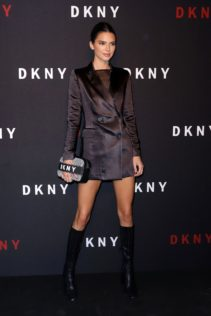 Kendall Jenner DKNY Turns 30 14