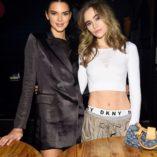 Kendall Jenner DKNY Turns 30 8