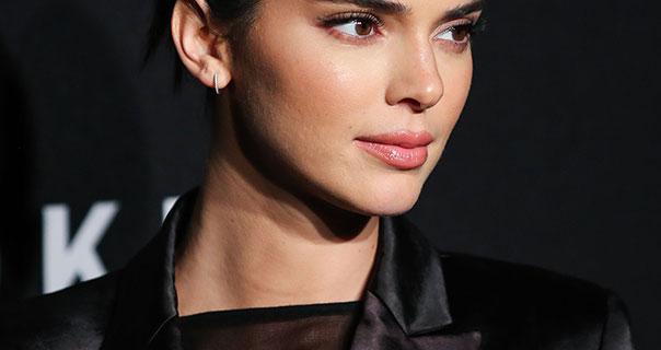 Kendall Jenner DKNY Turns 30
