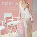 Rosie Huntington-Whiteley Rose Inc bareMinerals Beauty Master Class 10