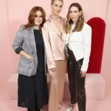 Rosie Huntington-Whiteley Rose Inc bareMinerals Beauty Master Class 14