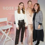 Rosie Huntington-Whiteley Rose Inc bareMinerals Beauty Master Class 16