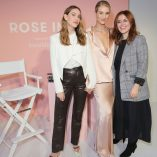 Rosie Huntington-Whiteley Rose Inc bareMinerals Beauty Master Class 17