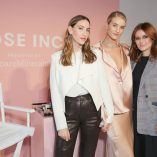 Rosie Huntington-Whiteley Rose Inc bareMinerals Beauty Master Class 19