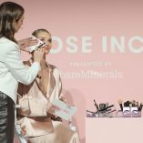 Rosie Huntington-Whiteley Rose Inc bareMinerals Beauty Master Class 32