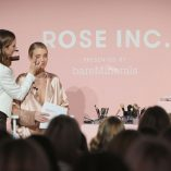 Rosie Huntington-Whiteley Rose Inc bareMinerals Beauty Master Class 33