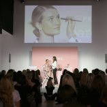 Rosie Huntington-Whiteley Rose Inc bareMinerals Beauty Master Class 34