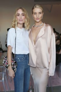 Rosie Huntington-Whiteley Rose Inc bareMinerals Beauty Master Class 37