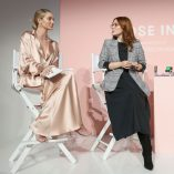 Rosie Huntington-Whiteley Rose Inc bareMinerals Beauty Master Class 44