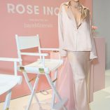 Rosie Huntington-Whiteley Rose Inc bareMinerals Beauty Master Class 9
