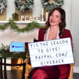 Sophia Bush Paypal Giving Tuesday 10