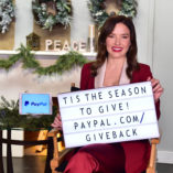 Sophia Bush Paypal Giving Tuesday 2