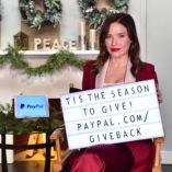 Sophia Bush Paypal Giving Tuesday 6