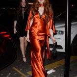 Nicola Roberts Chiltern Firehouse 5th October 2019 3