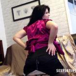 Sexy Satin Silk Fun September 2019 72