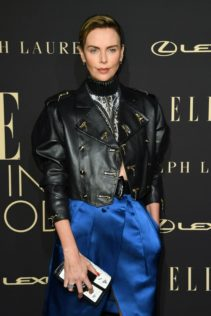 Charlize Theron 26th ELLE Women In Hollywood Celebration 1