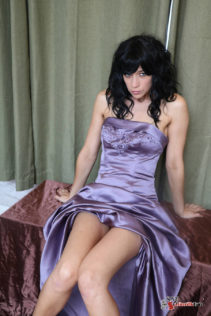 Sexy Satin Silk Fun October 2019 37