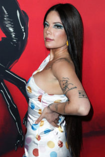 Halsey American Horror Story 100th Episode Celebration 54