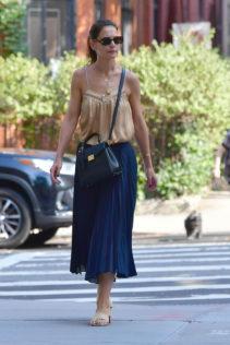 Katie Holmes New York City 23rd September 2019 10
