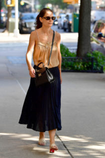 Katie Holmes New York City 23rd September 2019 7