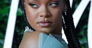 Rihanna Satin