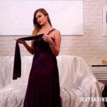 Sexy Satin Silk Fun December 2019 2