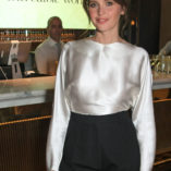 Felicity Jones NET-A-PORTER Incredible Women Talk 1
