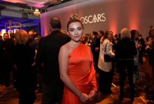 Florence Pugh 92nd Oscars Nominees Luncheon 16