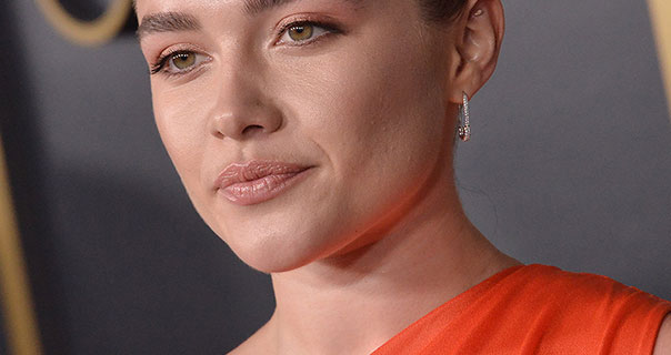 Florence Pugh 92nd Oscars Nominees Luncheon