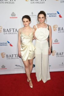 Joey King 2020 BAFTA Los Angeles Tea Party 30