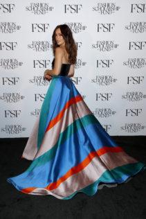 Minka Kelly 2020 Fashion Scholarship Fund Gala 4