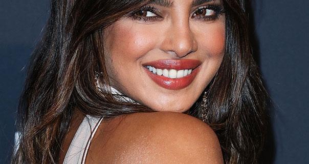 Priyanka Chopra 2020 Pre-Grammy Gala