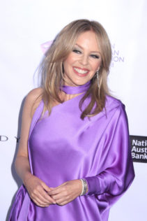 Kylie Minogue 2020 AAA Arts Awards 4