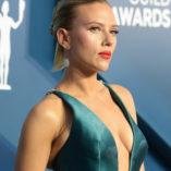 Scarlett Johansson 26th Screen Actors Guild Awards 2