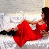 Sexy Satin Silk Fun January 2020 54