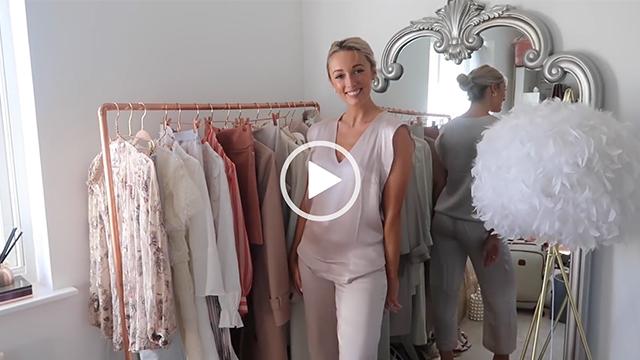Fashion Mumblr Luxury Silk Pyjamas main