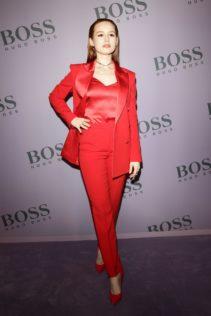Madelaine Petsch 2020 BOSS Fashion Show 4
