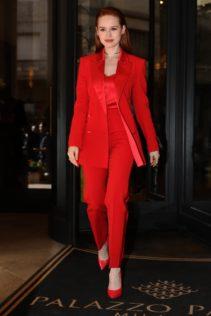 Madelaine Petsch 2020 BOSS Fashion Show 47