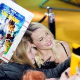 Margot Robbie Birds Of Prey World Premiere 118