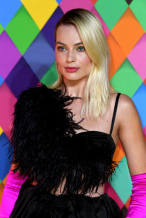 Margot Robbie Birds Of Prey World Premiere 29