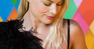 Margot Robbie Birds Of Prey World Premiere