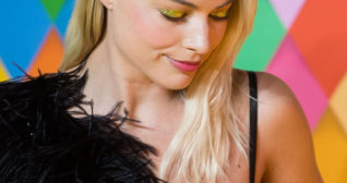 Margot Robbie Birds Of Prey World Premiere