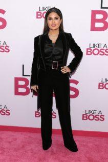 Salma Hayek Like A Boss Premiere 35