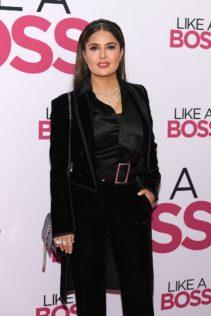 Salma Hayek Like A Boss Premiere 37
