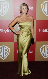 Elisha Cuthbert 14th Warner Bros And InStyle Golden Globe Awards After Party 7