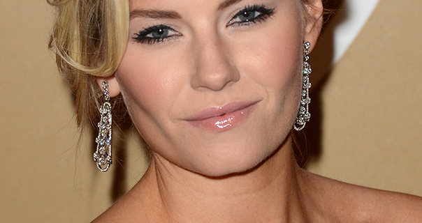 Elisha Cuthbert 14th Warner Bros And InStyle Golden Globe Awards After Party